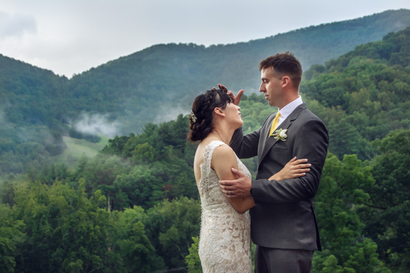 A Sweet Ceremony at The Fields of Blackberry Cove